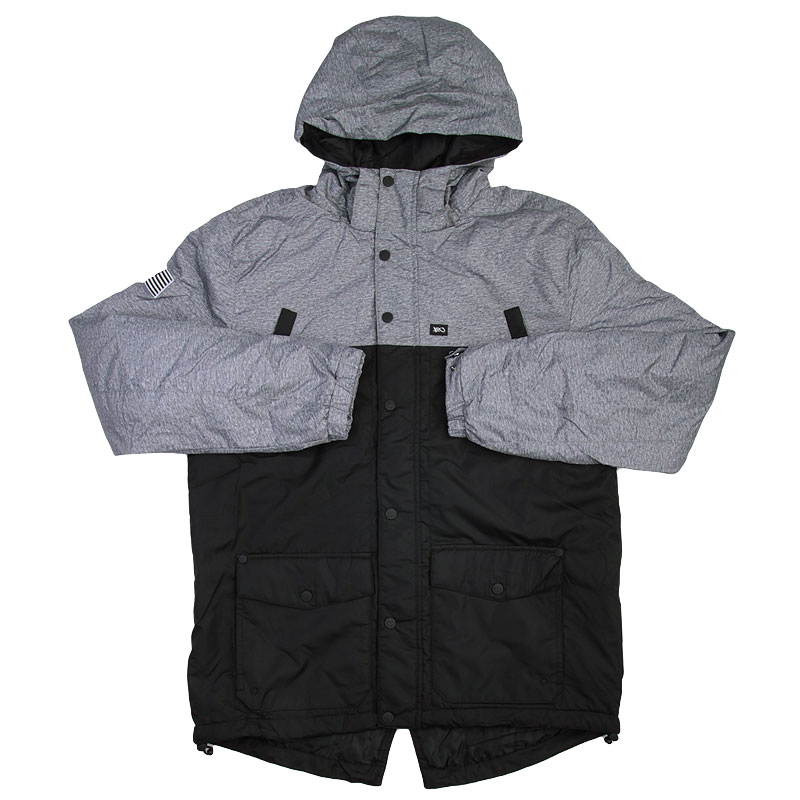 Куртка K1X Fullcourt Mountain Parka