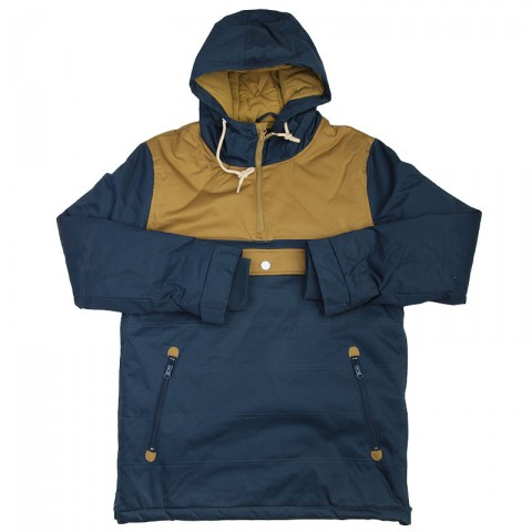 Анорак Cloud Jacket Blue/Bge True spin