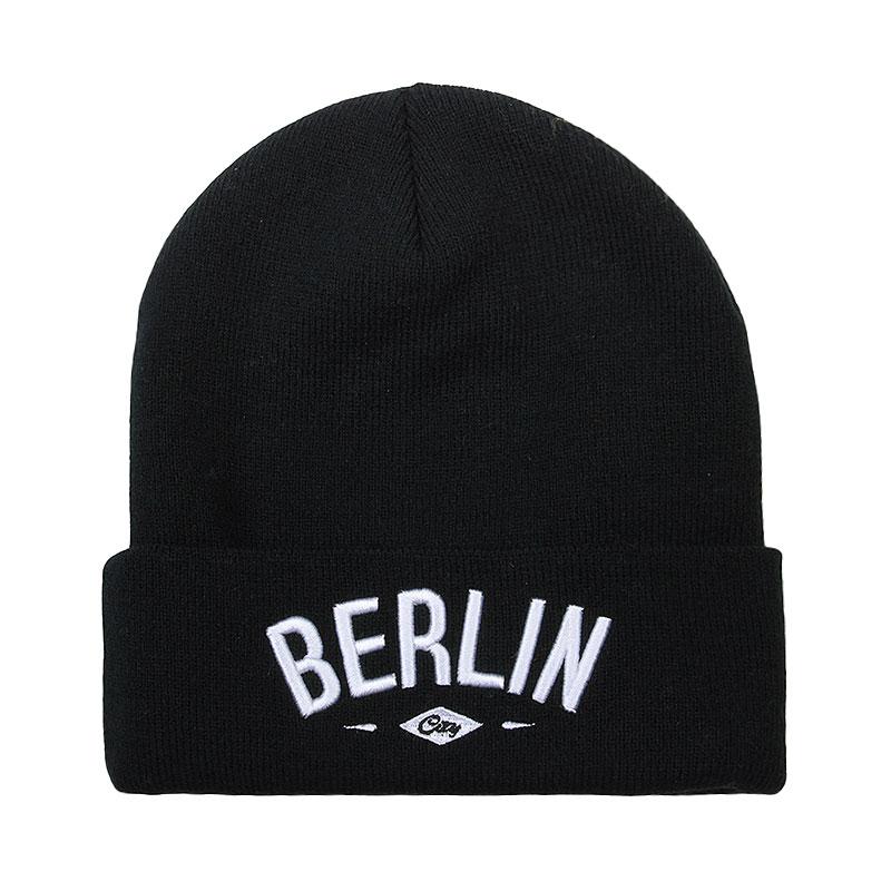Шапка True spin BerlinШапки<br>Акрил<br><br>Цвет: Черный<br>Размеры : OS