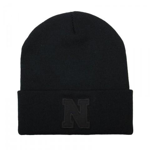 черную  шапка true spin abc beanie ABC FW15-blk/blk-N - цена, описание, фото 1