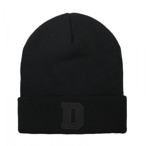 черную  шапка true spin abc beanie ABC FW15-blk/blk-D - цена, описание, фото 1