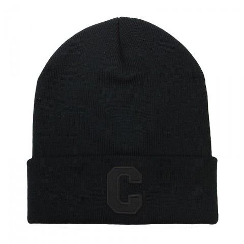 черную  шапка true spin abc beanie ABC FW15-blk/blk-C - цена, описание, фото 1
