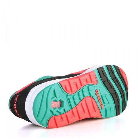 Купить мужские чёрные, зелёные, коралловые, белые  кроссовки reebok ventilator supreme в магазинах Streetball - изображение 4 картинки