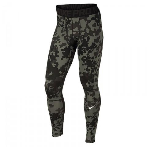 мужские камуфляж  брюки nike hyper warm 699972-010 - цена, описание, фото 1