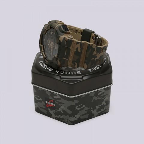 камуфляж  часы casio g-shock ga-100cm GA-100CM-5A - цена, описание, фото 2