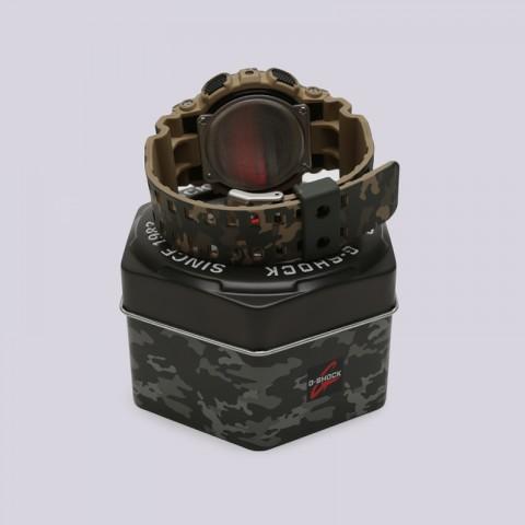 камуфляж  часы casio g-shock ga-100cm GA-100CM-5A - цена, описание, фото 3