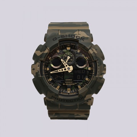 Часы Casio G-Shock GA-100CM