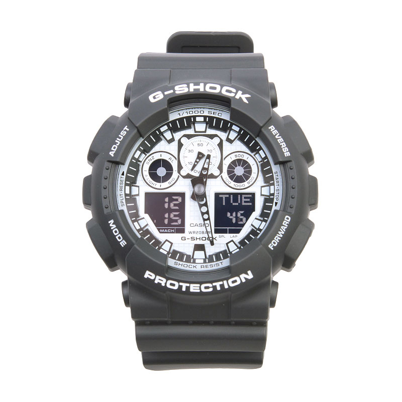 Часы Casio G-Shock GA-100BW