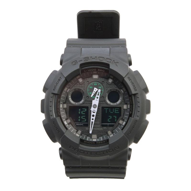 Часы  Casio G-Shock GA-100MB