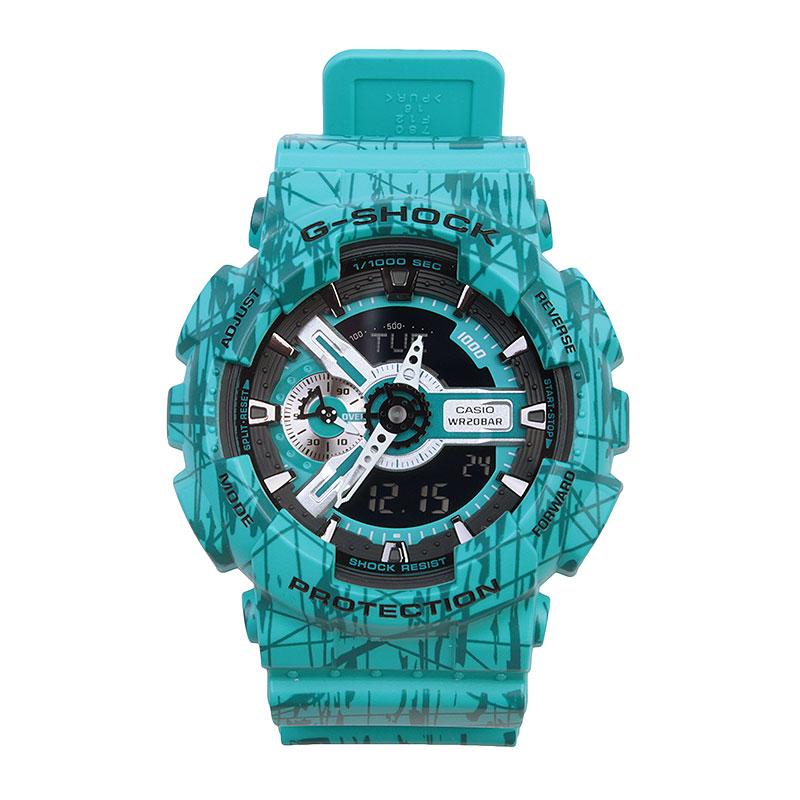 Часы Casio G-Shock GA-110SL от Streetball