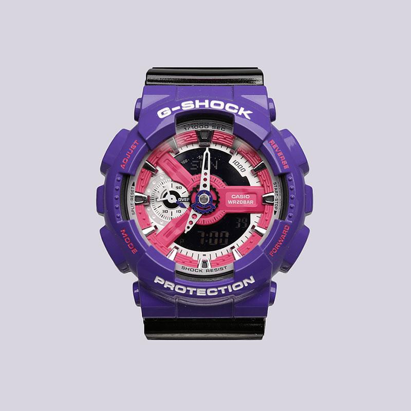 6ed14eaa Часы G-Shock GA-110NC от Casio (GA-110NC-6A) купить по цене 9990 руб ...