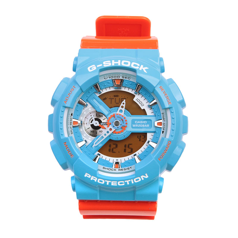 Часы Casio G-Shock GA-110NC от Streetball