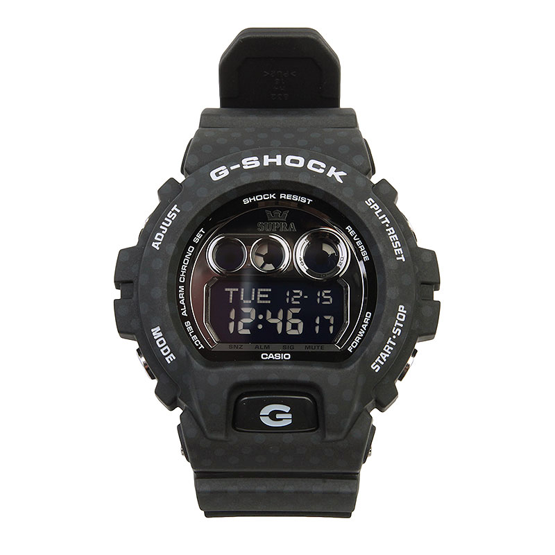 Часы Casio x Supra G-Shock GD-X6900SP
