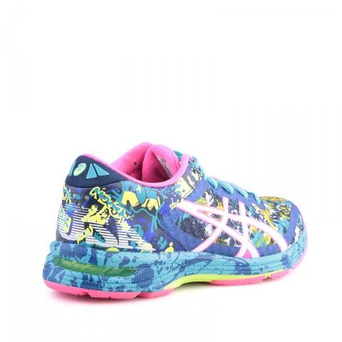 Купить женские голубые  кроссовки asics tiger gel noosa tri 11 в магазинах Streetball - изображение 2 картинки