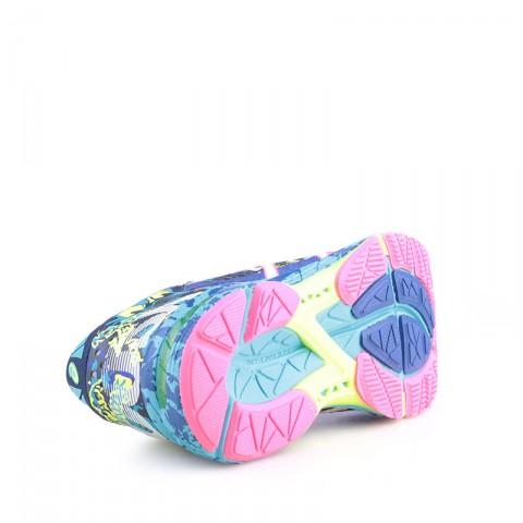Купить женские голубые  кроссовки asics tiger gel noosa tri 11 в магазинах Streetball - изображение 4 картинки