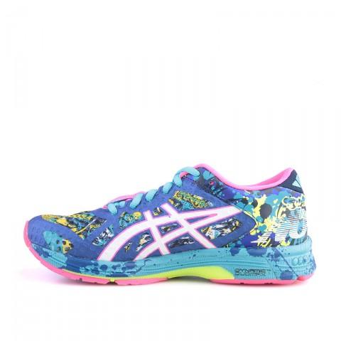 Купить женские голубые  кроссовки asics tiger gel noosa tri 11 в магазинах Streetball - изображение 3 картинки