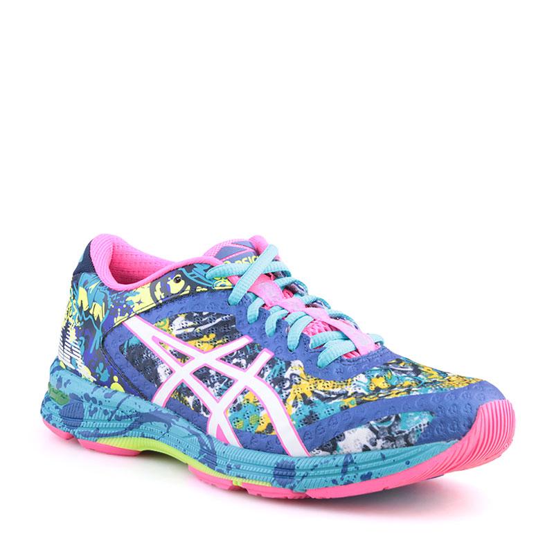 Купить женские голубые  кроссовки asics tiger gel noosa tri 11 в магазинах Streetball изображение - 1 картинки