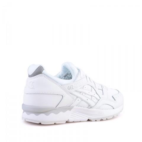 Купить мужские белые  кроссовки asics tiger gel-lyte v в магазинах Streetball - изображение 2 картинки