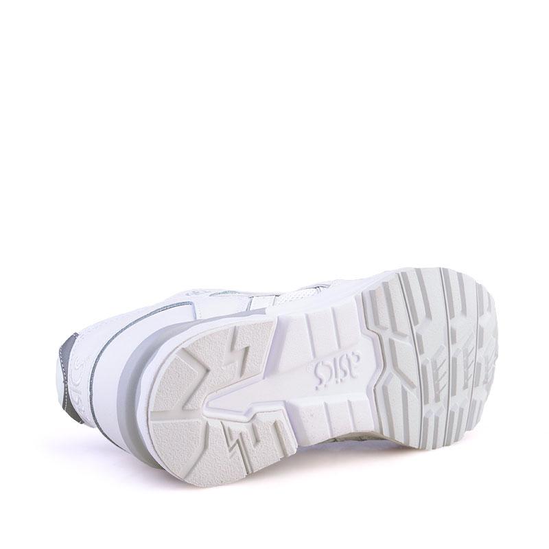 Купить мужские белые  кроссовки asics tiger gel-lyte v в магазинах Streetball изображение - 4 картинки