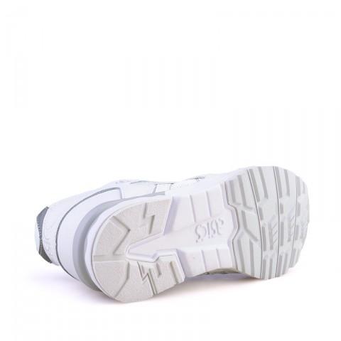 Купить мужские белые  кроссовки asics tiger gel-lyte v в магазинах Streetball - изображение 4 картинки