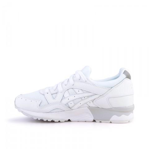 Купить мужские белые  кроссовки asics tiger gel-lyte v в магазинах Streetball - изображение 3 картинки
