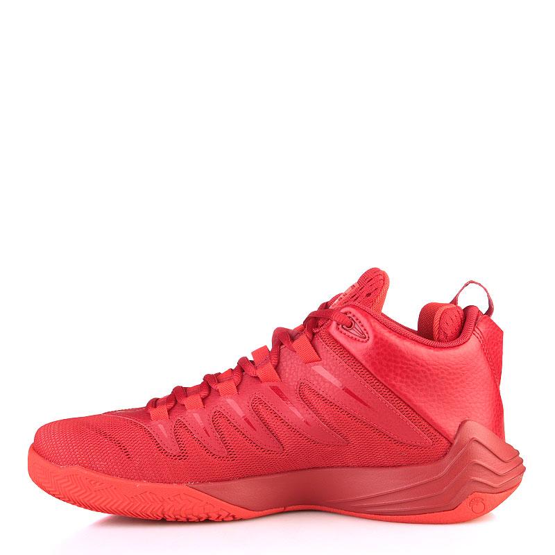 Купить мужские красные  кроссовки jordan cp3.ix в магазинах Streetball изображение - 3 картинки