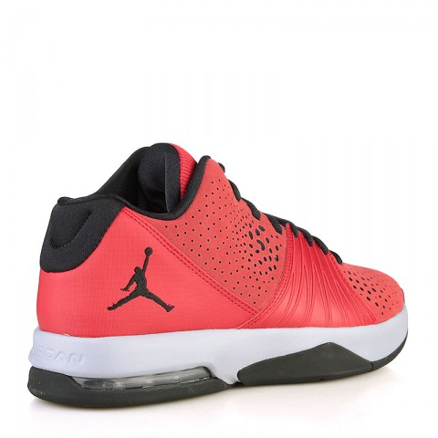 Купить мужские красные, текстиль, резина  кроссовки jordan 5 am в магазинах Streetball - изображение 2 картинки