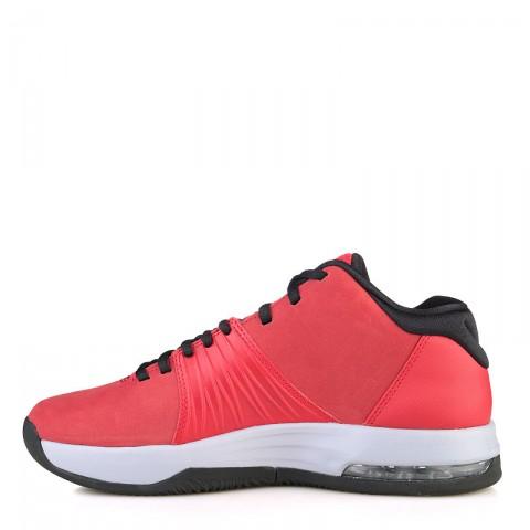 Купить мужские красные, текстиль, резина  кроссовки jordan 5 am в магазинах Streetball - изображение 3 картинки