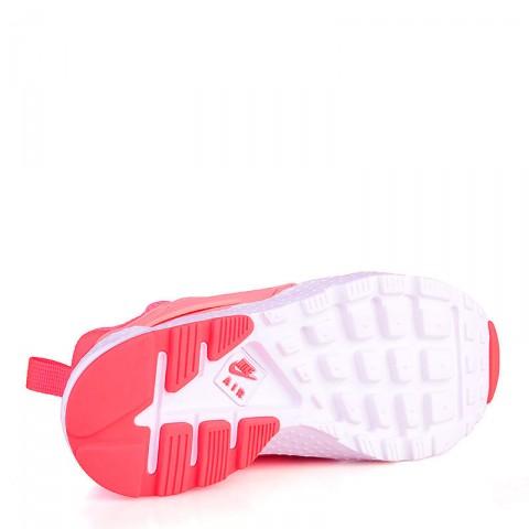Купить женские коралловые, белые  кроссовки nike wmns air huarache run ultra в магазинах Streetball - изображение 4 картинки