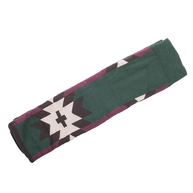 зеленые  носки   MOD001-зл/вшн/кор - цена, описание, фото 2