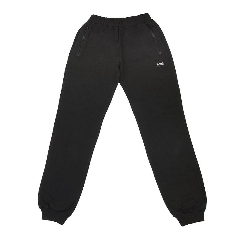 Брюки Hard 16HrdБрюки и джинсы<br>Хлопок<br><br>Цвет: Черный<br>Размеры : S;M<br>Пол: Мужской