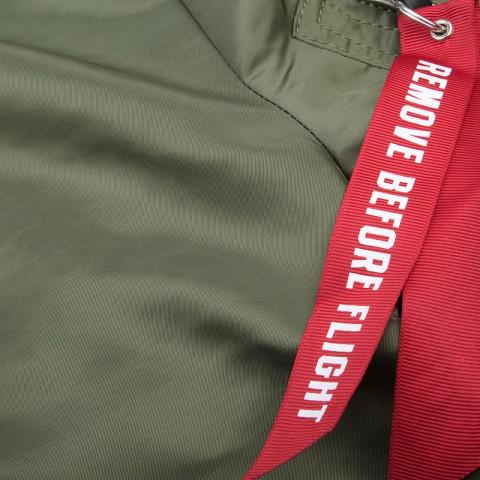 мужскую зеленую  куртку k1x x alpha ma 1 jacket 4153-1100/3343 - цена, описание, фото 4