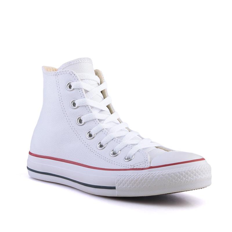 Кеды ConverseКеды<br>Кожа, текстиль,резина<br><br>Цвет: Белый<br>Размеры US: 36;38;44.5<br>Пол: Мужской