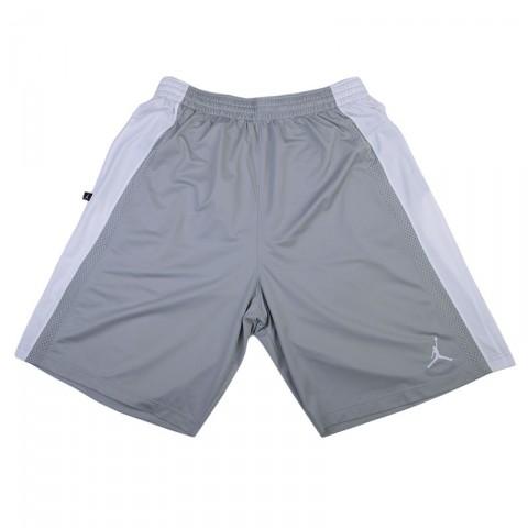 мужские серые  шорты jordan baseline 642321-012 - цена, описание, фото 1