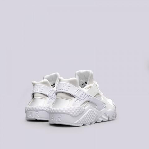 Купить женские белые  кроссовки nike wmns air huarache run в магазинах Streetball - изображение 4 картинки