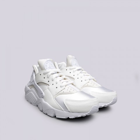 Купить женские белые  кроссовки nike wmns air huarache run в магазинах Streetball - изображение 3 картинки
