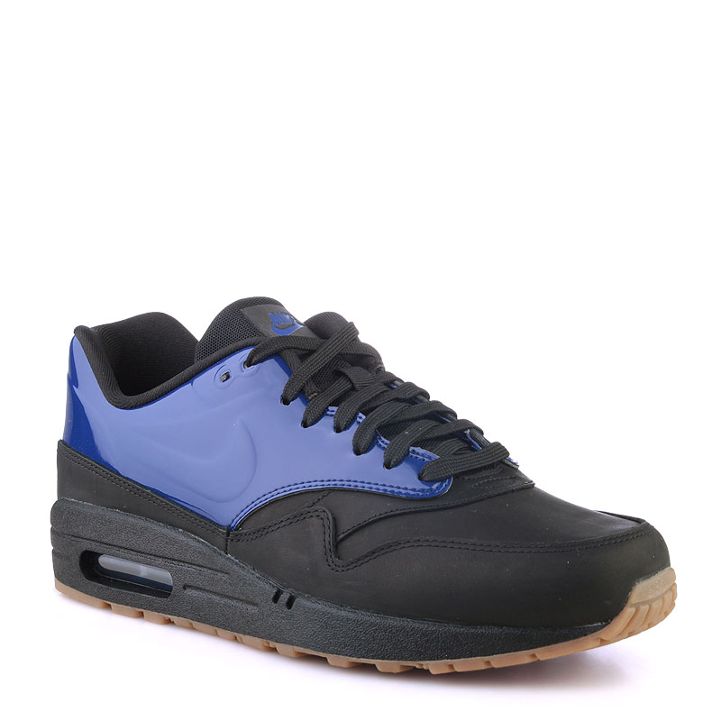 Кроссовки Nike sportswear Air Max 1 VTКроссовки lifestyle<br>Кожа,синтетика,текстиль,резина<br><br>Цвет: Синий<br>Размеры US: 10;10.5