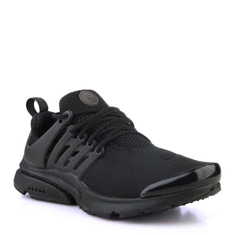 8ce4556c мужские черные кроссовки nike air presto 305919-009 - цена, описание, фото 1