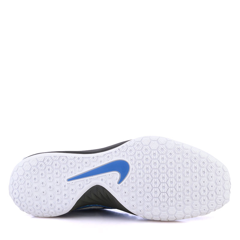 Купить мужские синие  кроссовки nike hyperlive в магазинах Streetball изображение - 4 картинки