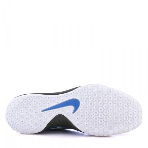 Купить мужские синие  кроссовки nike hyperlive в магазинах Streetball - изображение 4 картинки