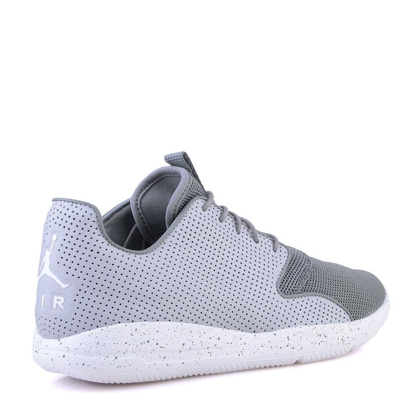 Купить мужские серые  кроссовки air jordan eclipse в магазинах Streetball изображение - 2 картинки