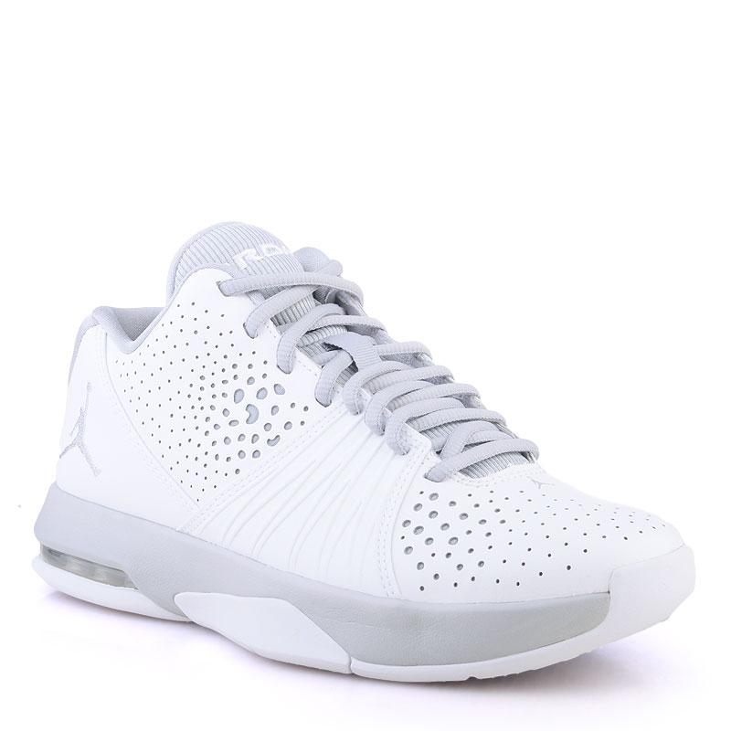 Купить мужские белые  кроссовки air jordan v am в магазинах Streetball изображение - 1 картинки
