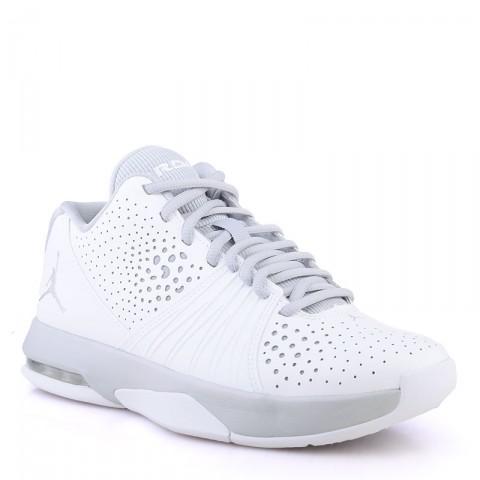 Купить мужские белые  кроссовки air jordan v am в магазинах Streetball - изображение 1 картинки
