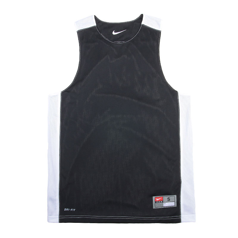 Майка Nike League RevБезрукавки<br>Полиэстер, нейлон<br><br>Цвет: Черный, белый<br>Размеры US: M;XL;2XL