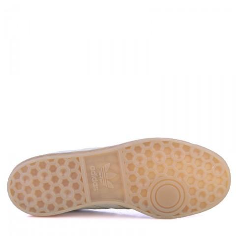 мужские белые  кроссовки adidas originals hamburg S74836 - цена, описание, фото 4