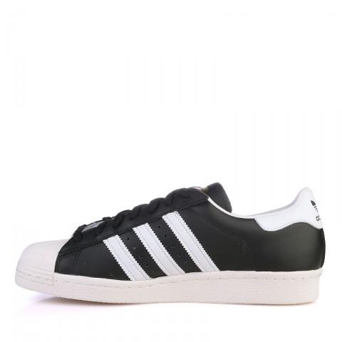 Купить мужские белые  кроссовки adidas superstar 80s в магазинах Streetball - изображение 3 картинки