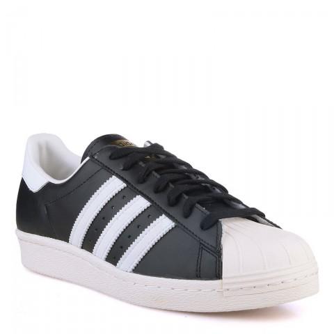 Купить мужские белые  кроссовки adidas superstar 80s в магазинах Streetball - изображение 1 картинки