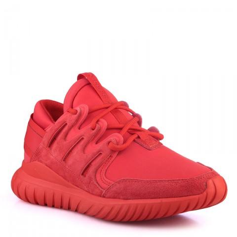мужские красные  кроссовки adidas tubular nova S74819 - цена, описание, фото 1