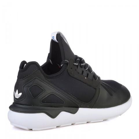 Купить мужские черные  кроссовки adidas tubular в магазинах Streetball - изображение 2 картинки