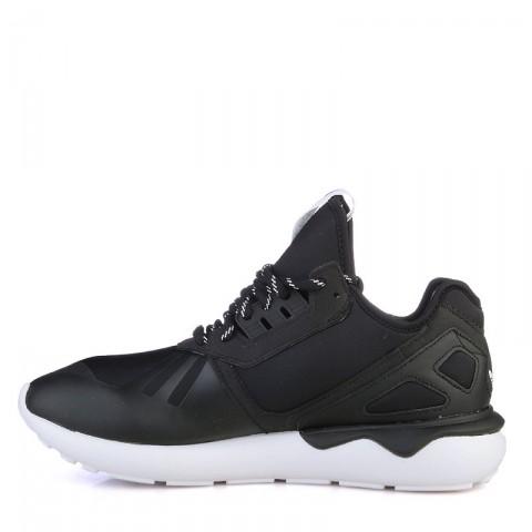 Купить мужские черные  кроссовки adidas tubular в магазинах Streetball - изображение 3 картинки